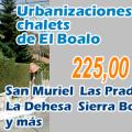 Distribución de publicidad en Madrid Collado Villalba. Mailbozona1 Oferta El Boalo chalets 201411