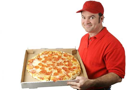 Buzoneo de cupones de comida a domicilio y pizzerías en Madrid - mailboxzona1